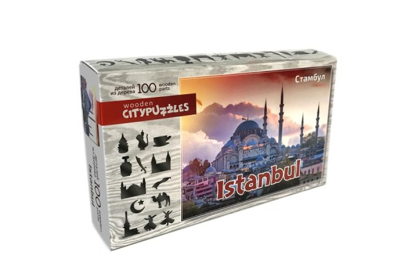 Citypuzzles: Пазл Стамбул