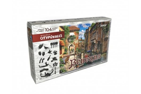 Citypuzzles: Пазл Венеция