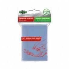 Прозрачные протекторы Blackfire Magic Size Premium Soft для ККИ 66x93 мм (100 шт.)