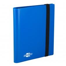 Альбом Blackfire c 20 встроенными листами 2х2 - Flexible Blue